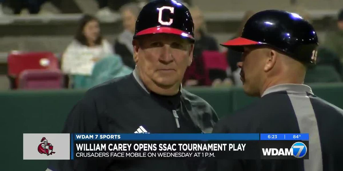 William Carey opens SSAC tournament play