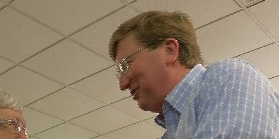Tate Reeves discusses why he's running for the Republican nomination for Governor
