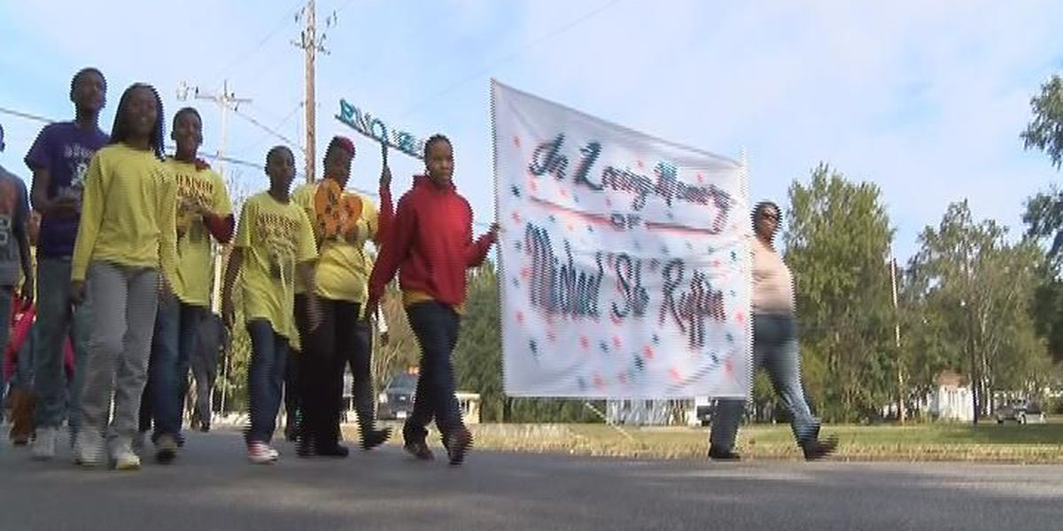 Waynesboro community takes part in annual anti-violence march