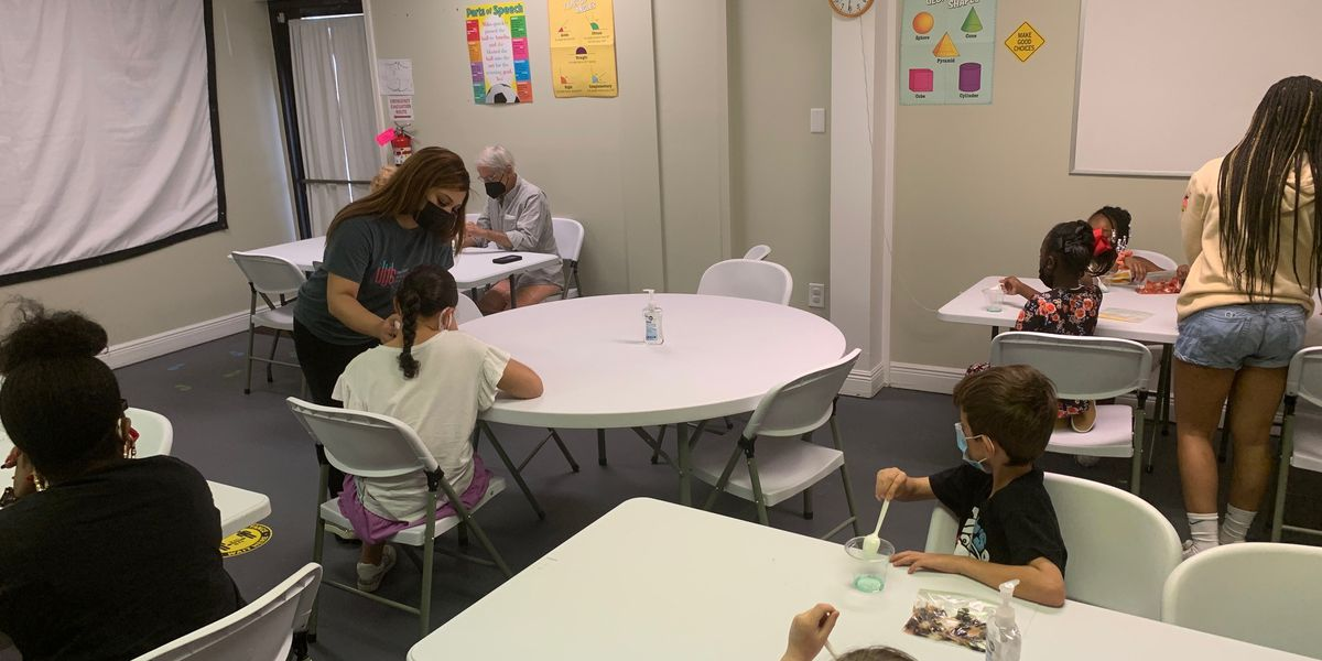 'Science Saturday' hosted at YouthCares