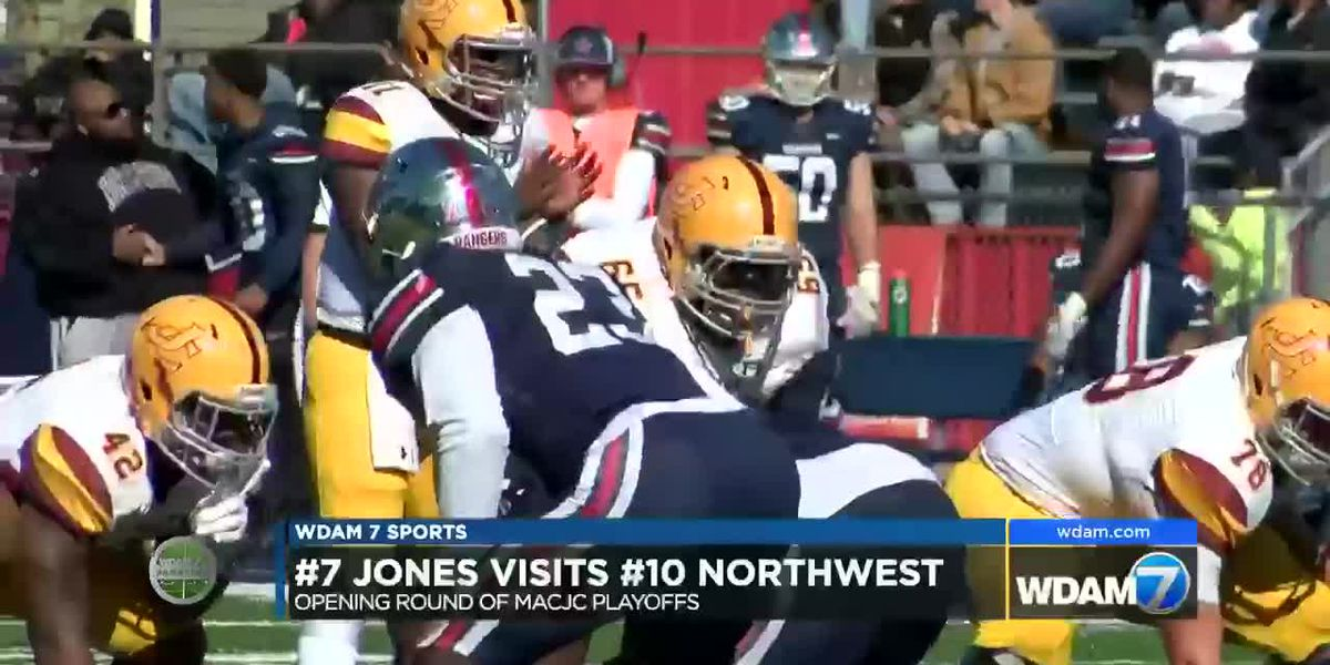 Jones College falls to Northwest in MACJC semifinals, 24-17