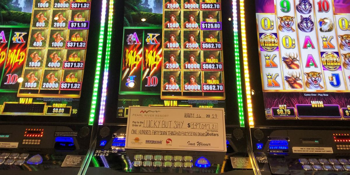 Hattiesburg guest wins $147K jackpot at Bok Homa Casino