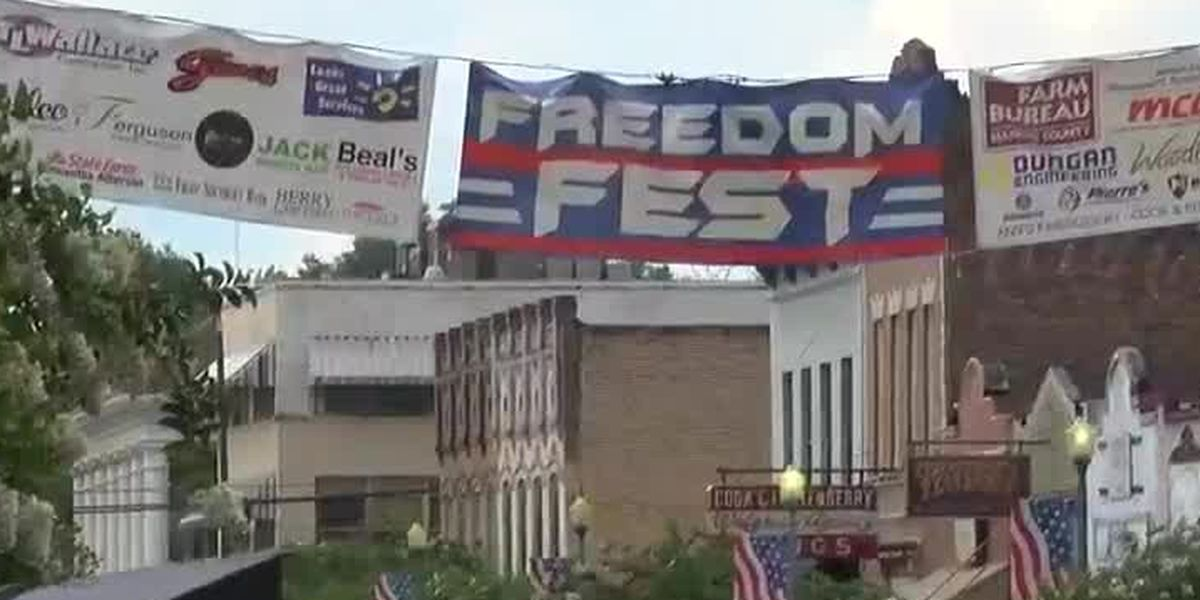 Road closures ahead of Freedom Fest in Columbia