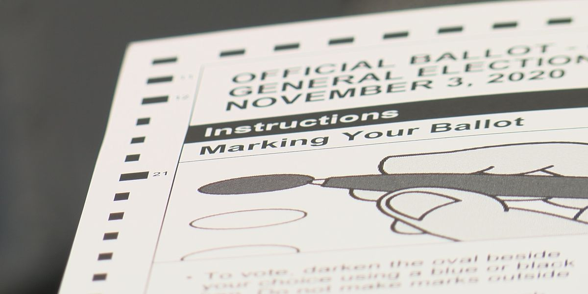 Keeping absentee ballots secure is a multistep process, officials say