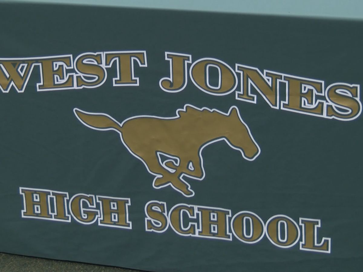 Racist messages prompt controversy at West Jones