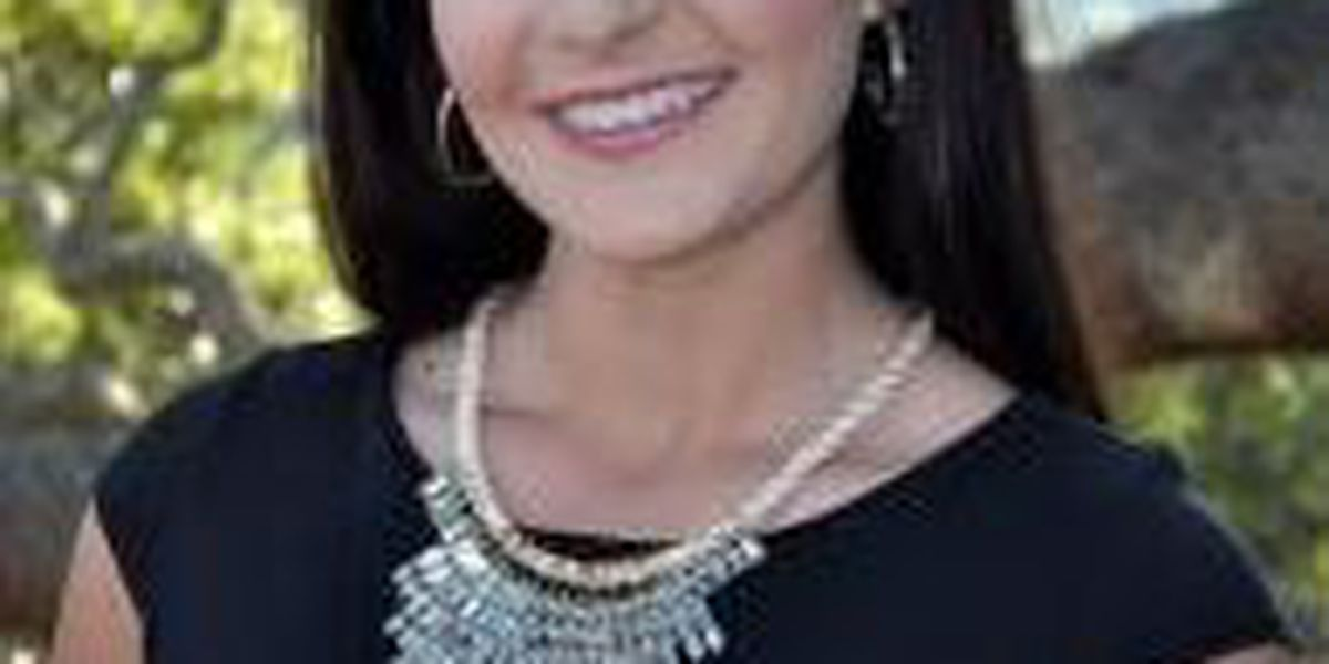 Southern Miss Gulf Park campus selects 2014 Homecoming Maid