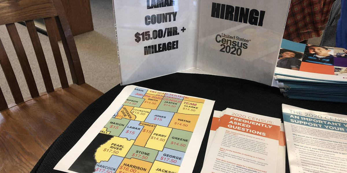 U.S. Census Bureau holds job fair in Oak Grove