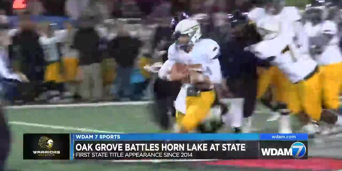 Oak Grove back in state title for first time since 2014