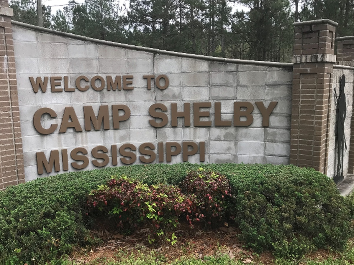 Reeves: Camp Shelby preparing to house 200 hospital beds