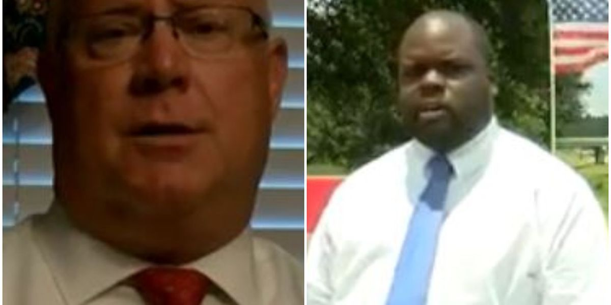 Voters select Perkins, Anderson as candidates for Covington Co. Sheriff