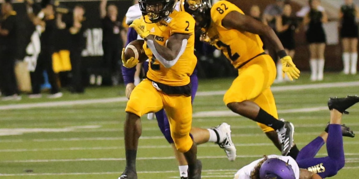 With Mosley out, USM running backs forced into spotlight