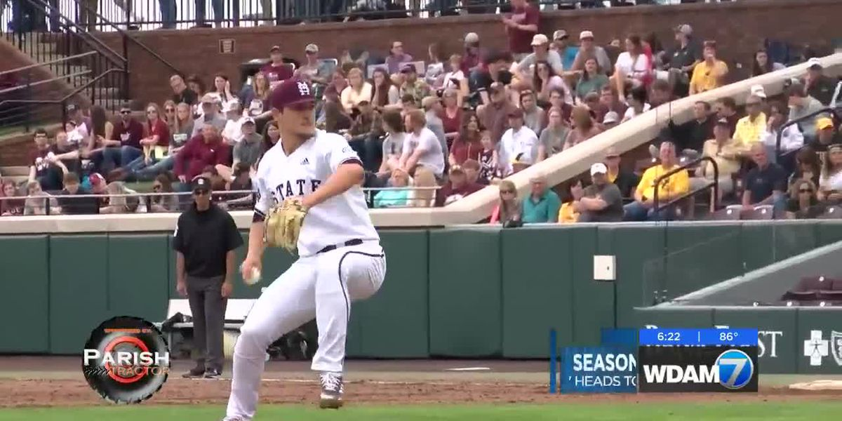 """Colby White brings """"Foxworth fire"""" to MSU pitching"""