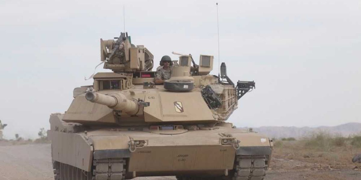 4,200 MS National Guard soldiers to be deployed in Kuwait