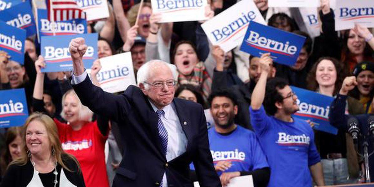 Senator Bernie Sanders cancels campaign stop in the Capital City