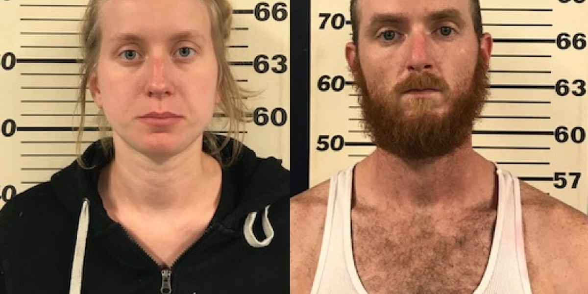 Two charged in Hattiesburg bank robbery