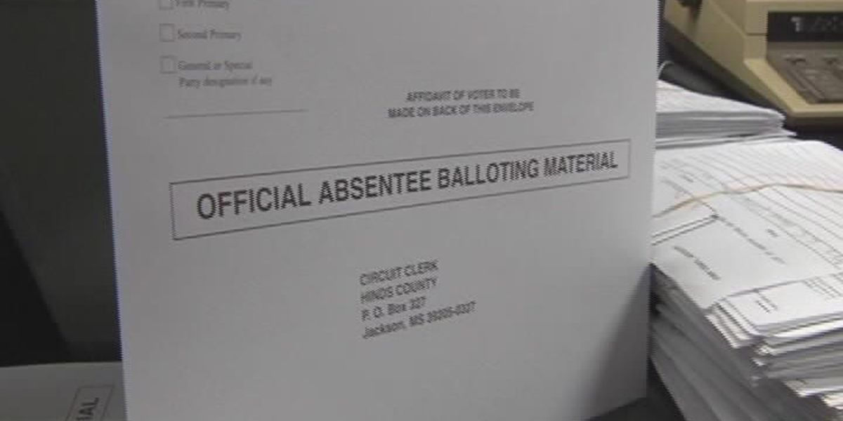Voters face Saturday deadline for voting absentee in-person