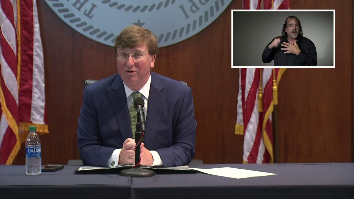 Gov. Reeves announces COVID-19 Emergency Relief Program