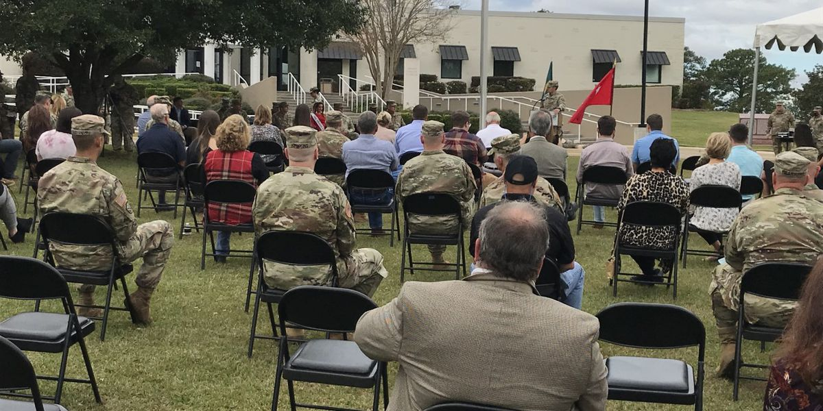 Camp Shelby gets new commander