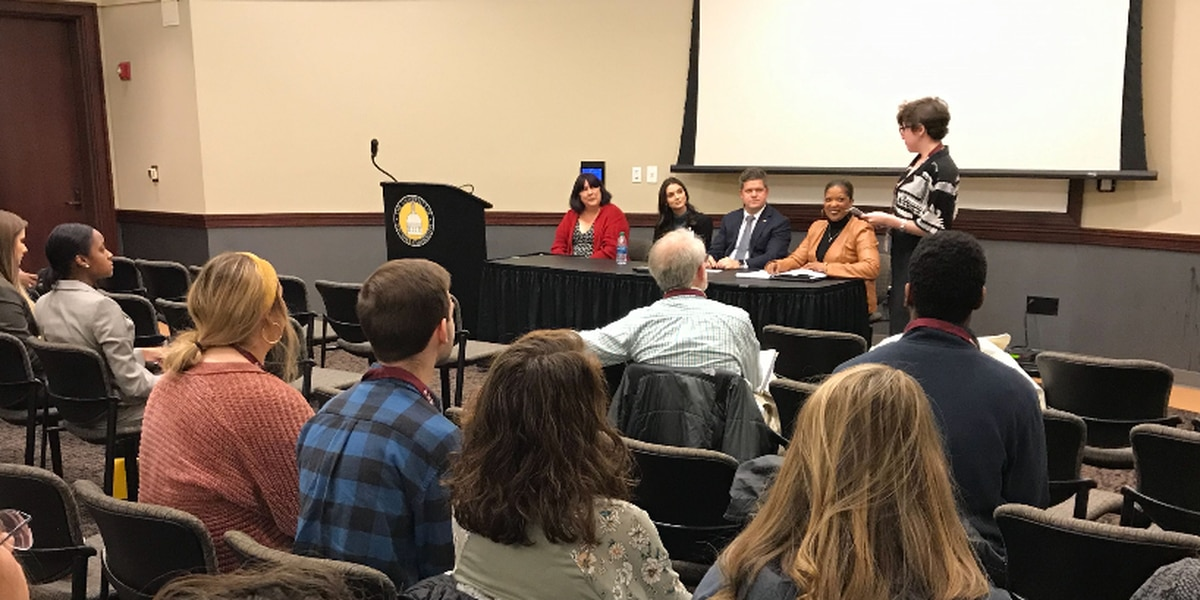 Regional journalism conference continues at Southern Miss