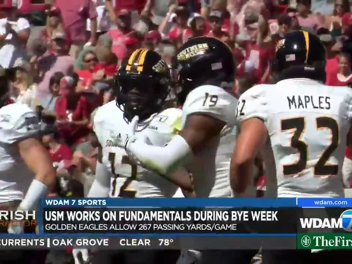 USM defense challenges itself ahead of North Texas game