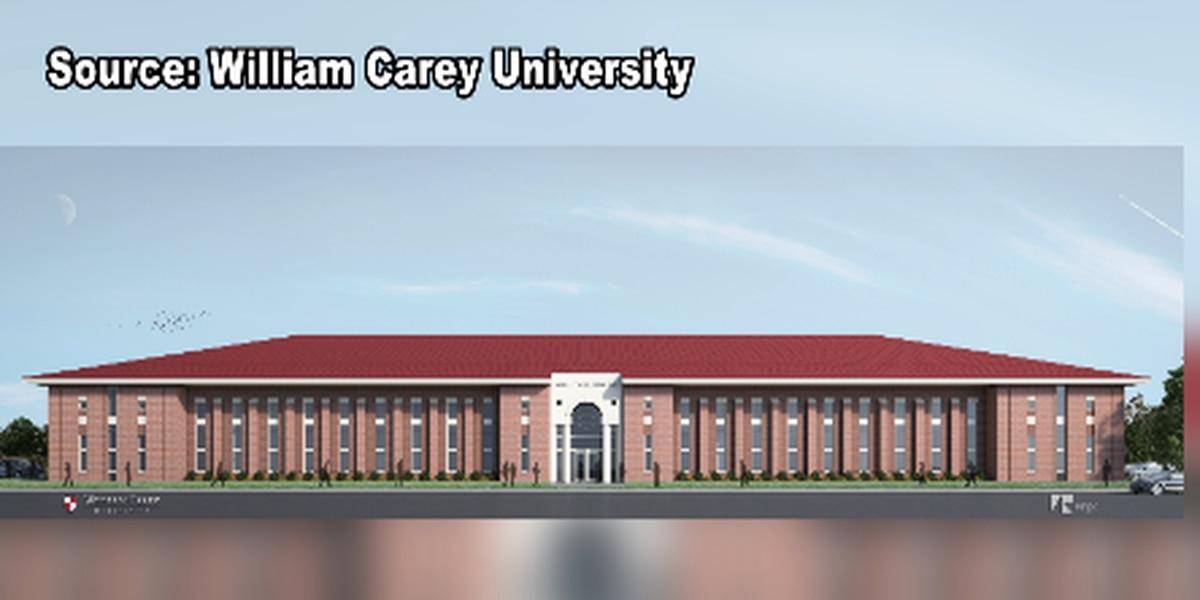 WCU breaks ground on College of Health Sciences building site