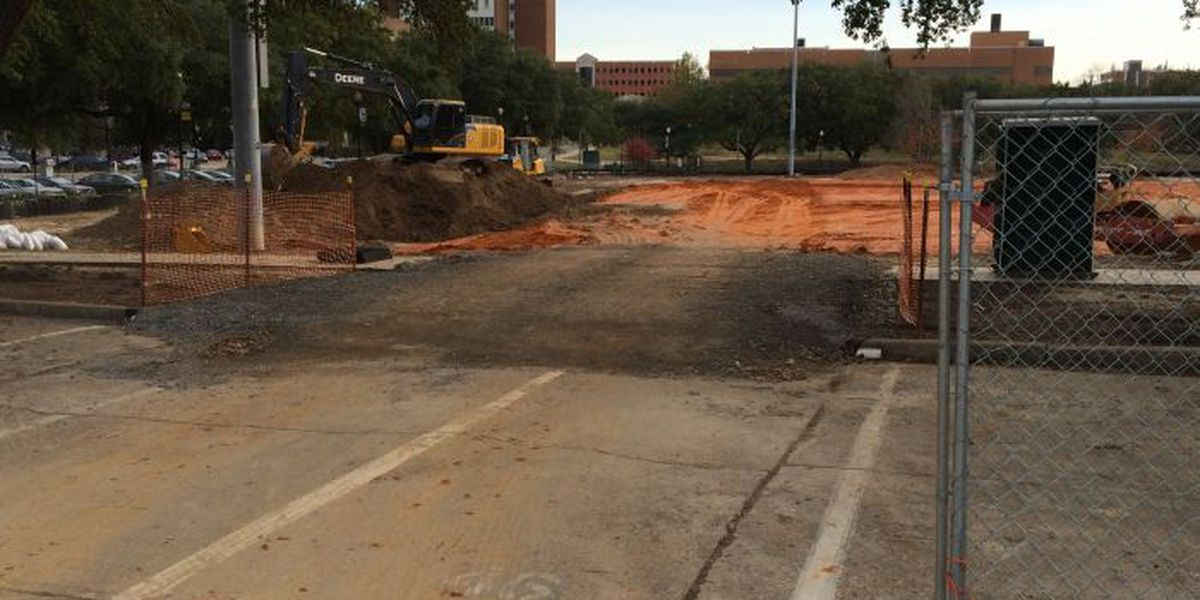 New turf project at USM's Pride Field underway