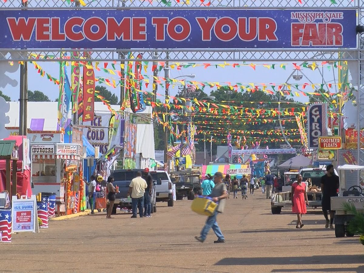 Miss. State Fair attendance cut nearly in half this year