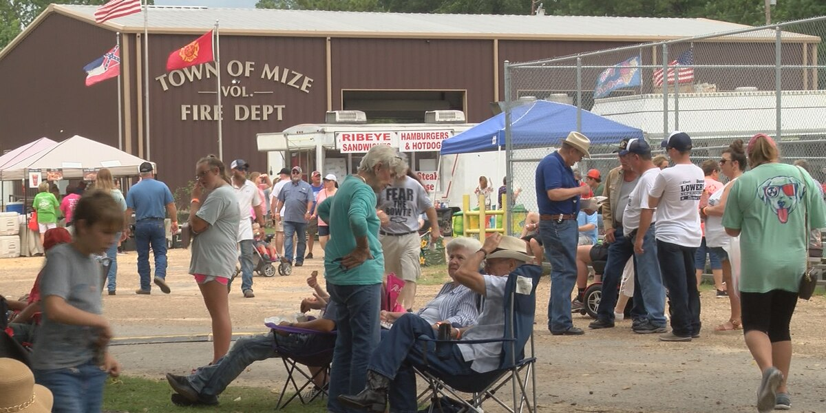 Mize hosts 41st annual Mississippi Watermelon Festival