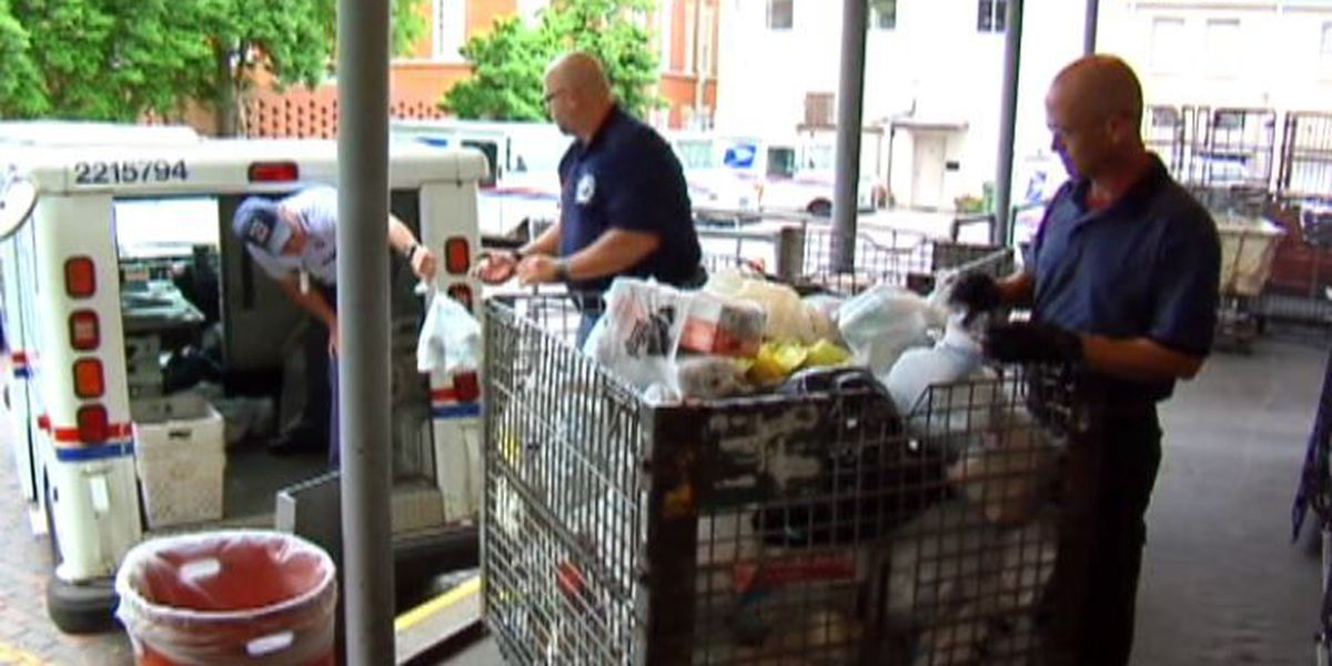 "Letter Carriers prepare for ""Stamp out Hunger"" food drive"