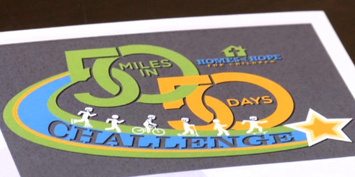 Homes of Hope for Children to start walk-a-thon fundraiser