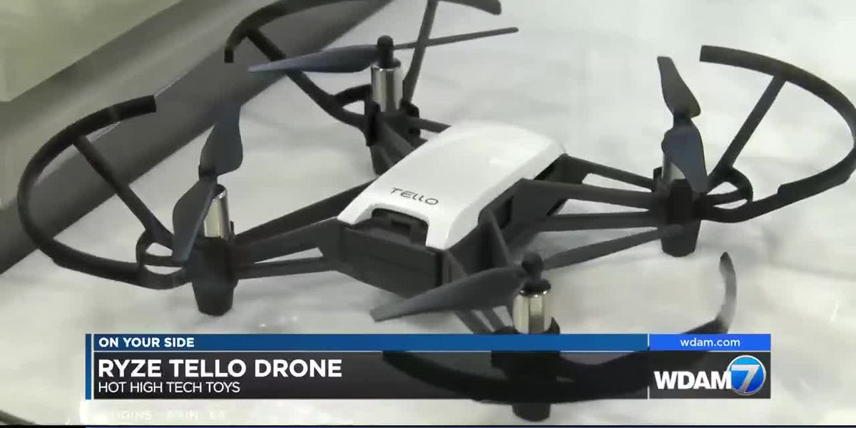 WDAM previews hottest high-tech toys for Christmas