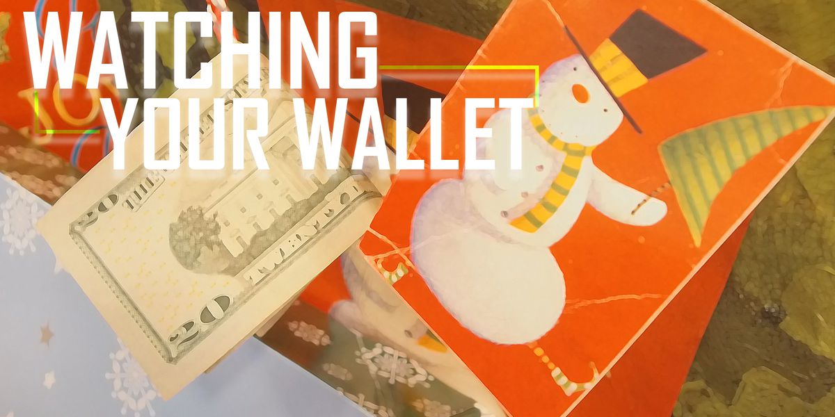 Watching Your Wallet: Budget now for holiday spending