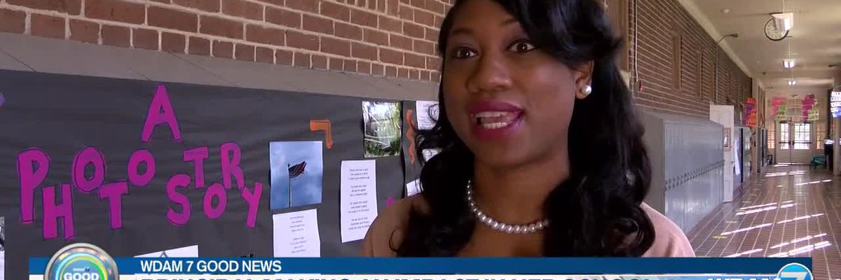 LMSA principal making an impact in her school