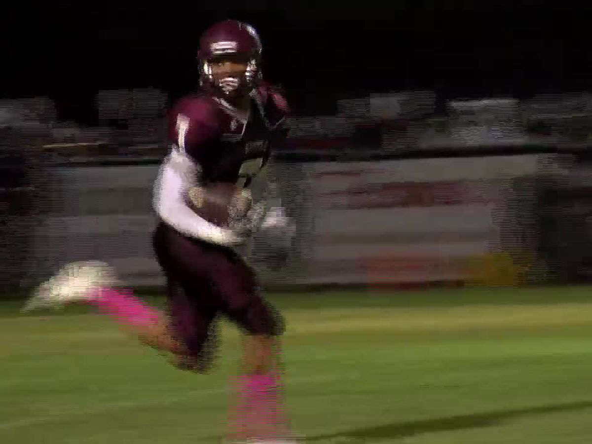 North Forrest at Richton highlights