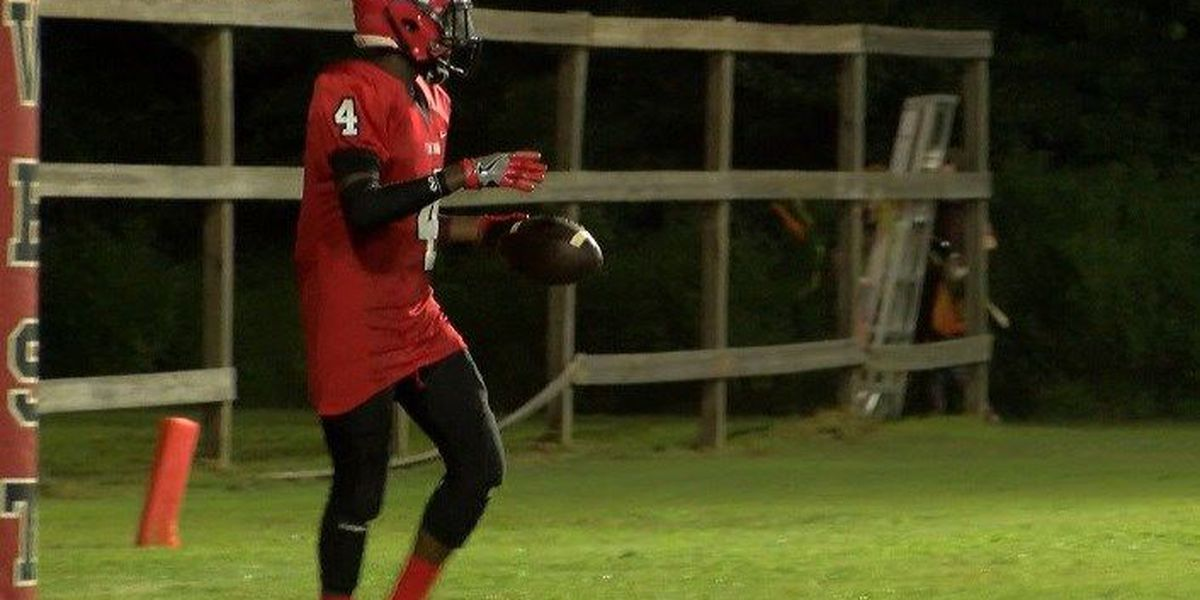 Players of the Pine Belt: West Marion's Cyrus Thompson