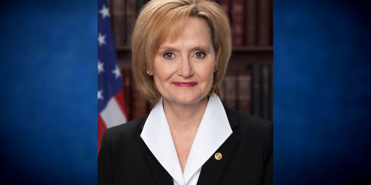 Hyde-Smith: 'My heart is broken' after death of US Capitol police officer