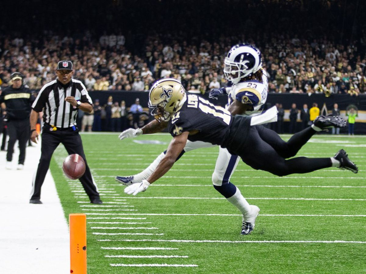 "Rams' Nickell Robey-Coleman brags about infamous ""no-call"""