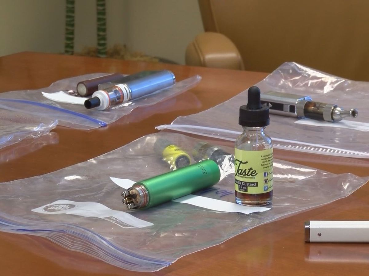 Wayne County students educated on dangers of vaping