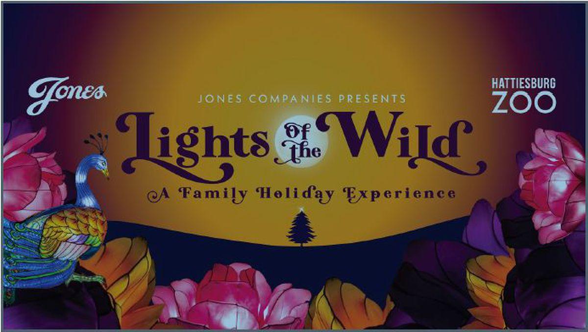 Hattiesburg Zoo Christmas Lights 2021 Lights Of The Wild Set To Open At Hattiesburg Zoo