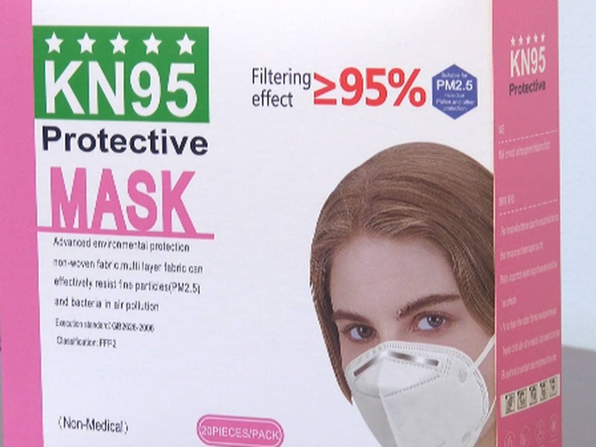 Lamar Co. distributing 20,000 masks to community