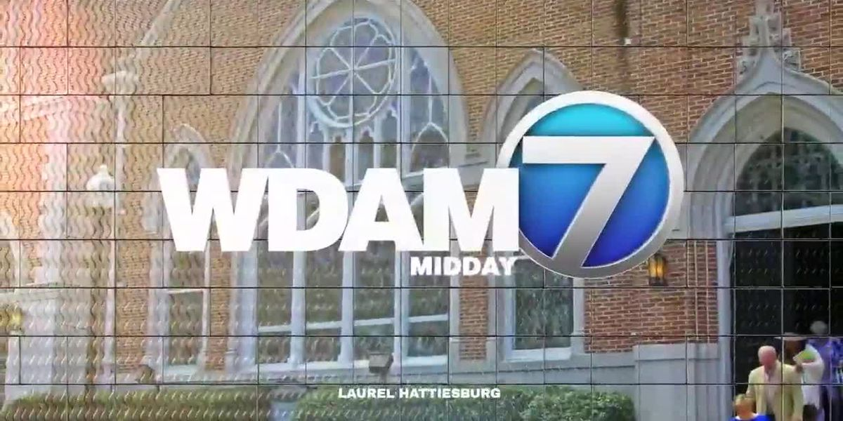 WDAM 7 Headlines at Midday 11/15/18