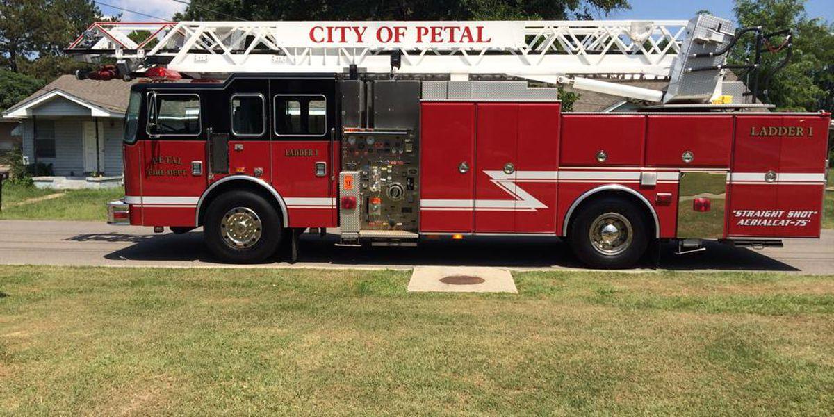 Petal Fire Dept. recognizes Fire Prevention Week