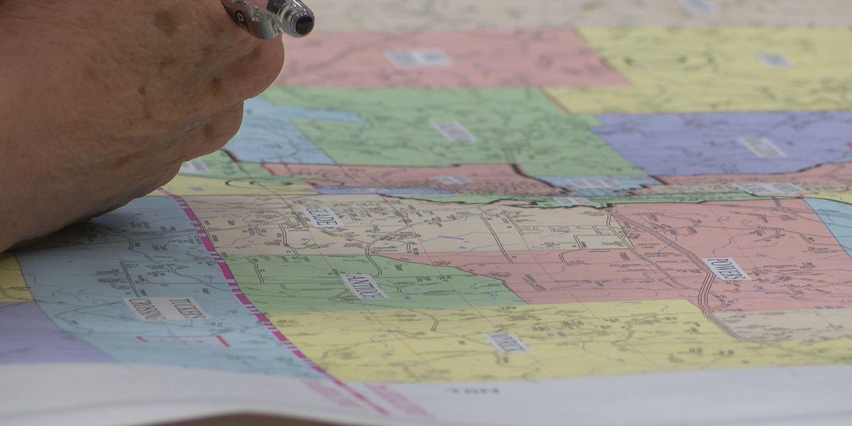 Jones County approves voter map updates