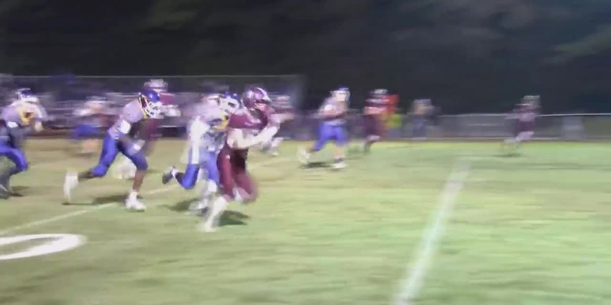 High School Highlights: Mount Olive at Richton