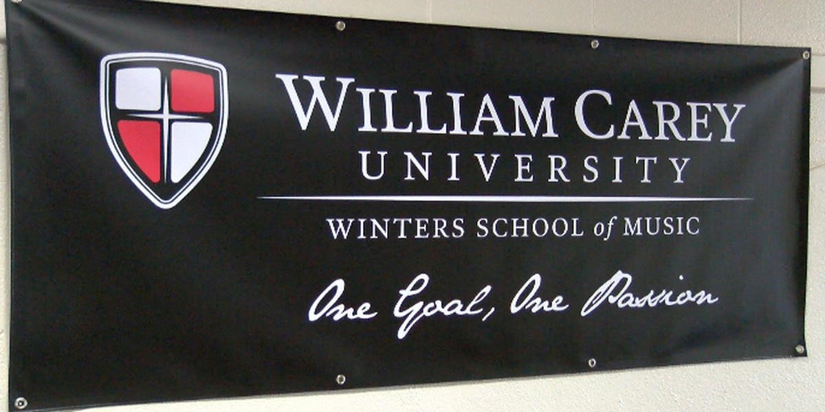 William Carey offers new music degree, sound lab coming soon