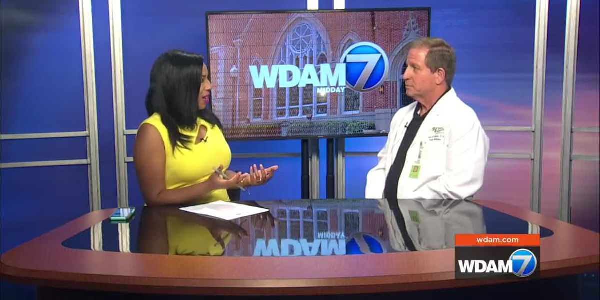 Midday Interview: Men's Health Month