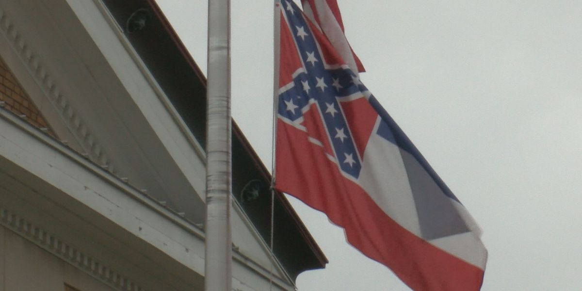 Authors discuss history of the Mississippi flag