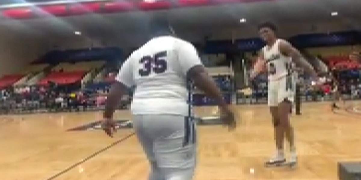"JSU team manager, ""Snacks,"" goes viral after 3-point shot during game"