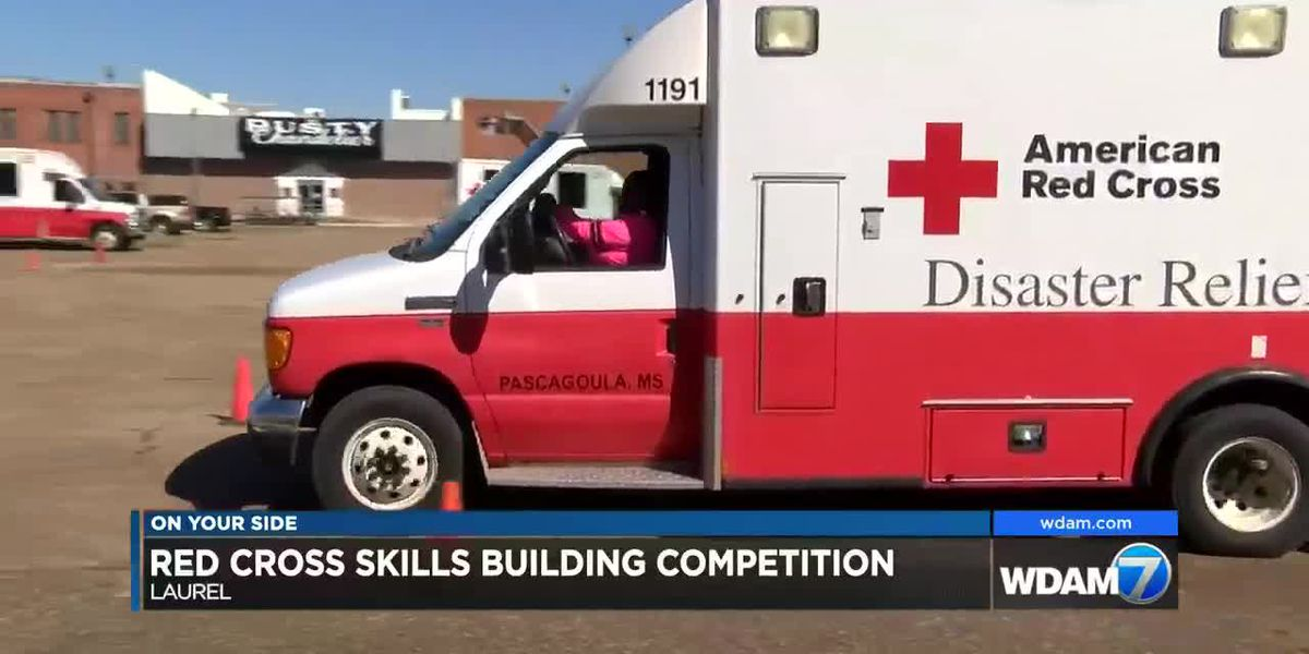 Red Cross Skills Building Competition