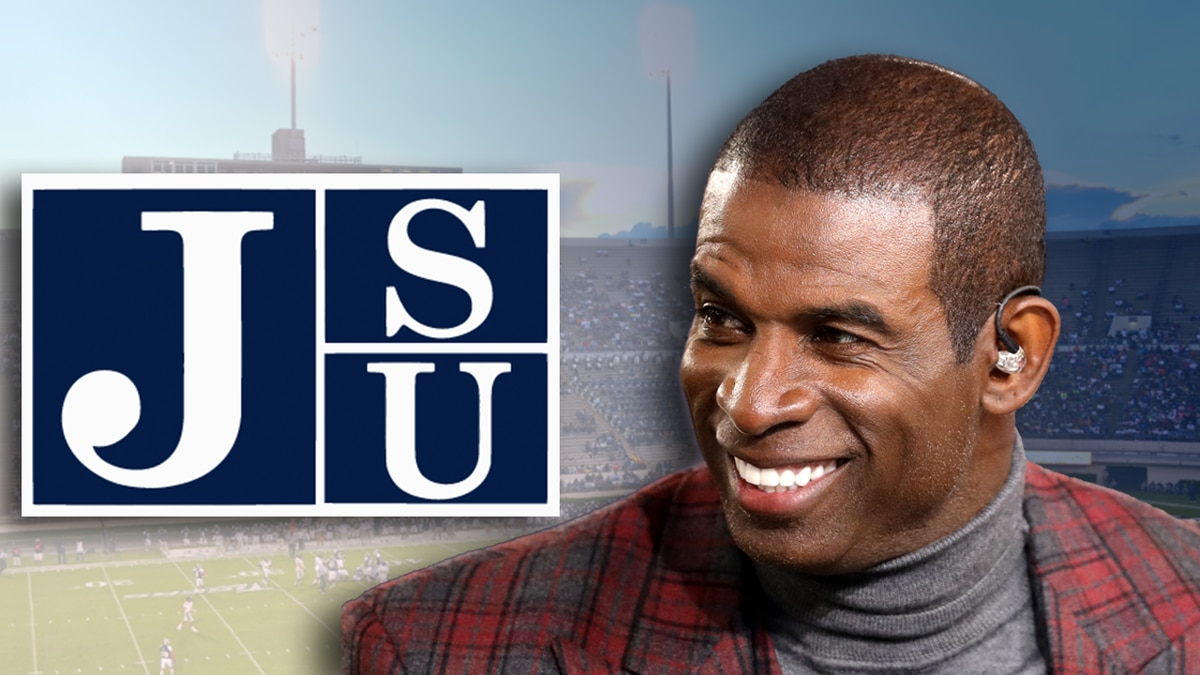 Deion Sanders hired as JSU head coach